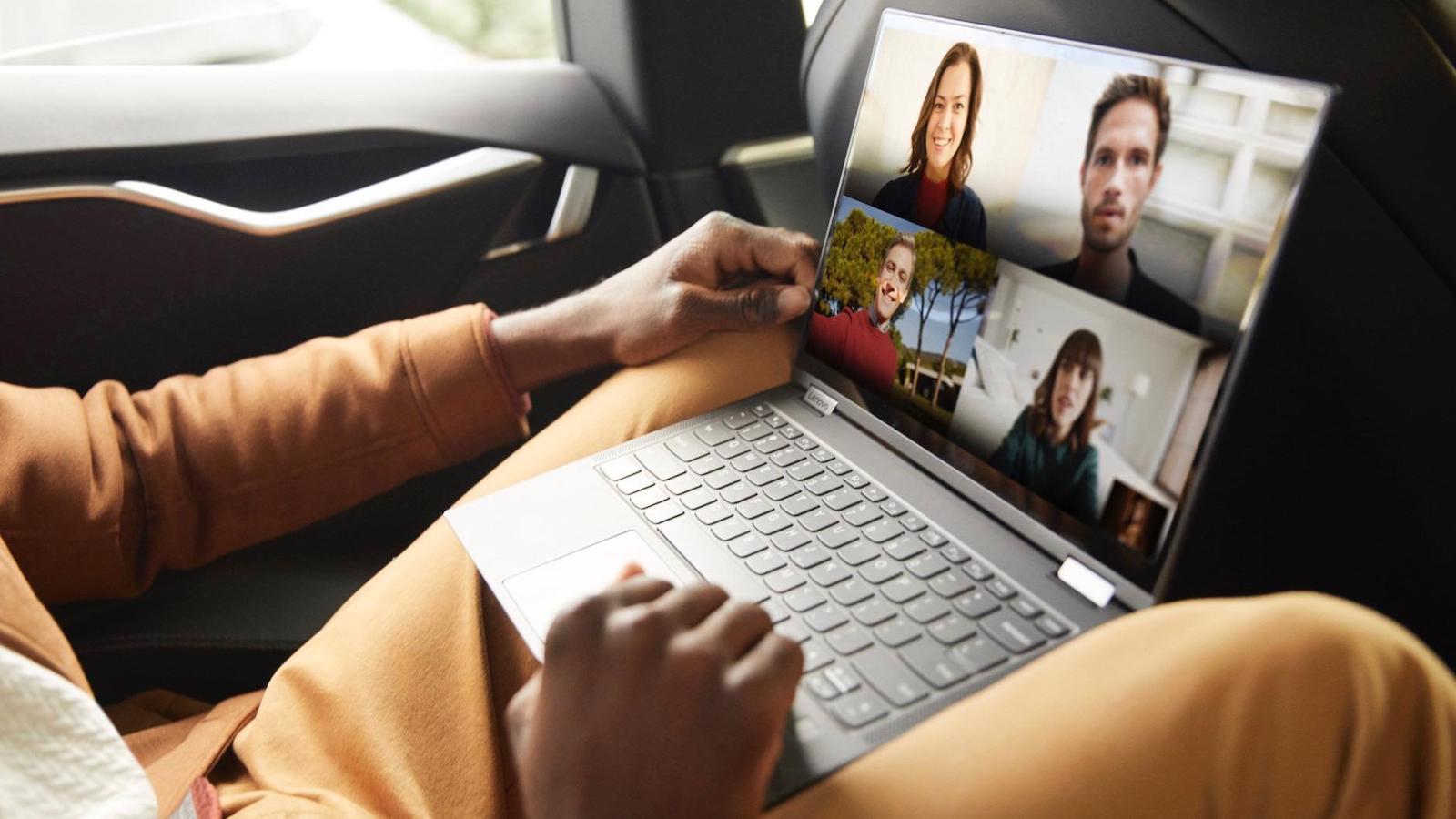 Lenovo Flex 5G High-Speed Laptop