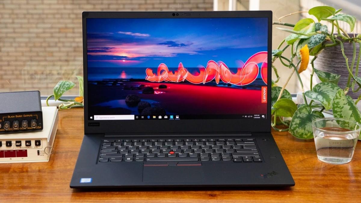 Lenovo ThinkPad X1 Extreme Gen 3 Mobile Workstation runs on an Intel 10th-generation processor