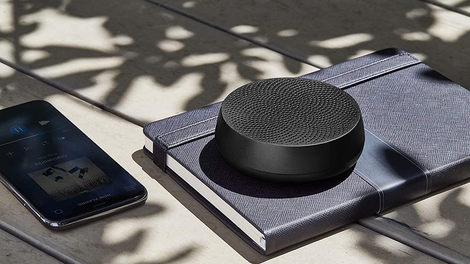 Lexon Mino L Pairable Bluetooth Speaker
