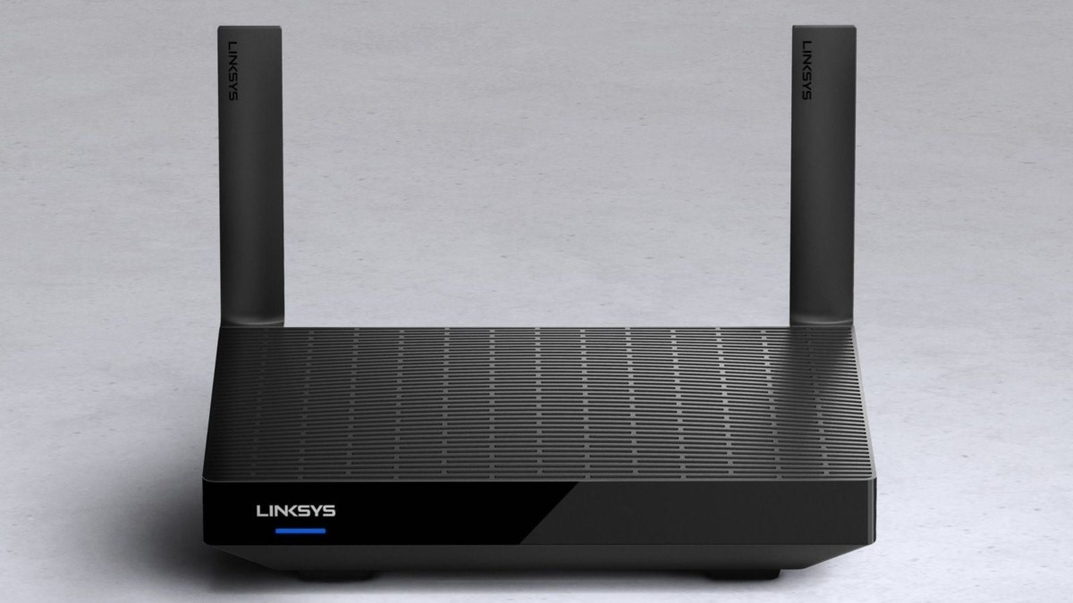 Linksys MR7350 Max-Stream Mesh WiFi 6 Router uses Intelligent Mesh technology