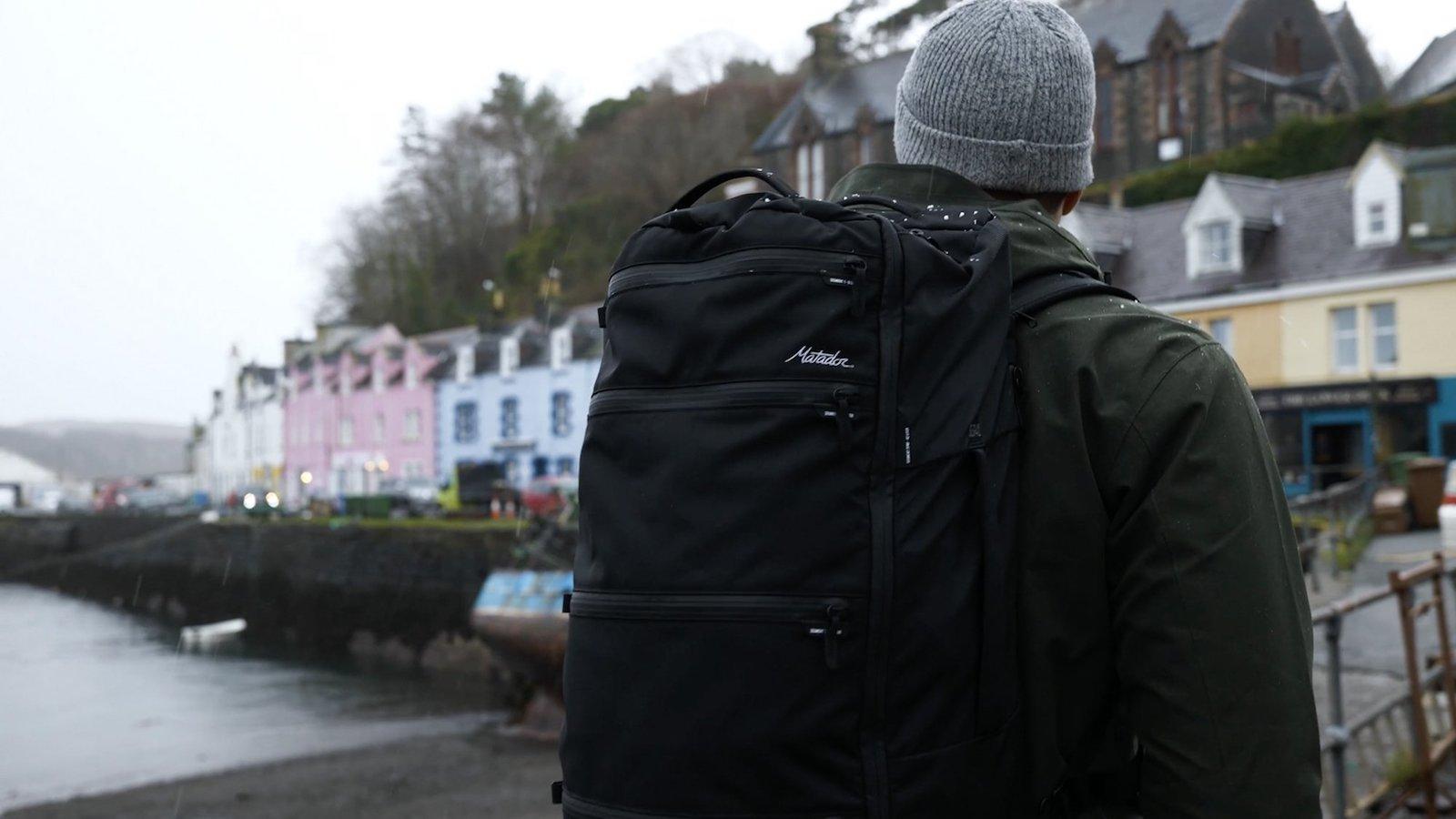 Matador SEG42 Travel Pack Organized Backpack