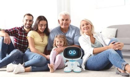 Misa Next Generation Social Family Robot
