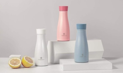 NOERDEN LIZ Self-Cleaning Smart Bottle