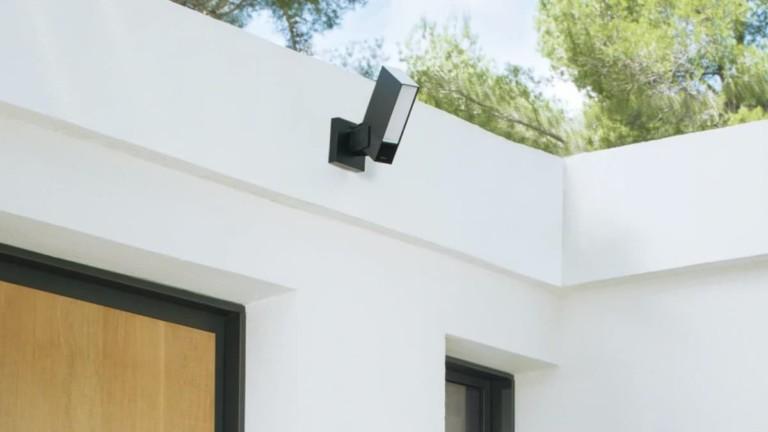 Netatmo Smart Outdoor Camera with Siren Security Cam