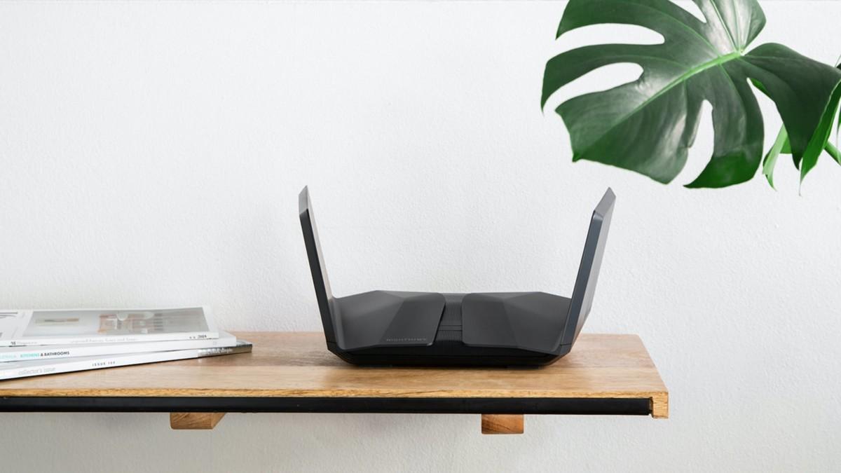 Netgear Nighthawk Tri-Band AX12 4K Wi-Fi Router lets you stream videos