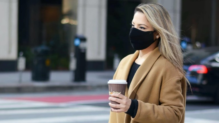 This innovative nanofiltration mask lets you breathe freely