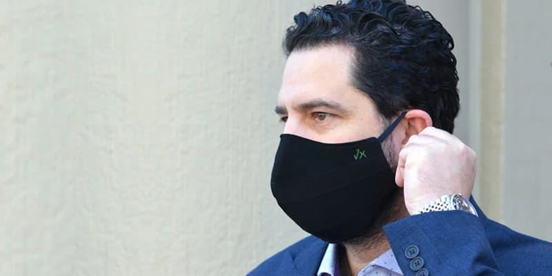 O2 Nano Mask Reusable Nanofiltration Mask