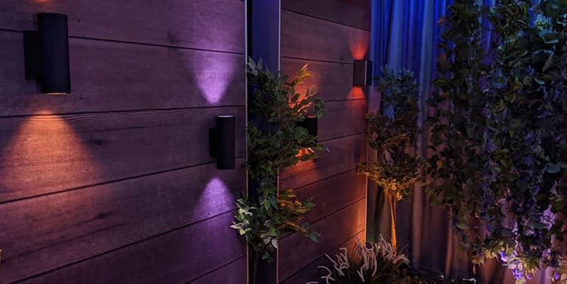 Philips Hue Appear Outdoor Wall Light