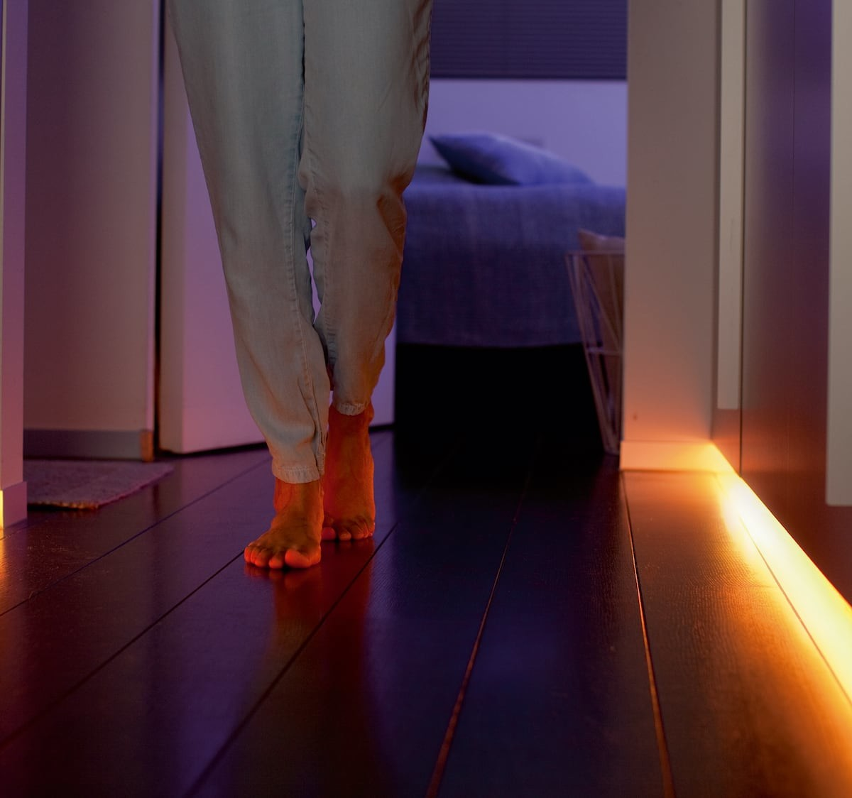 Philips Hue Lightstrip Plus Smart LED Strip lets you re-use pieces you cut off