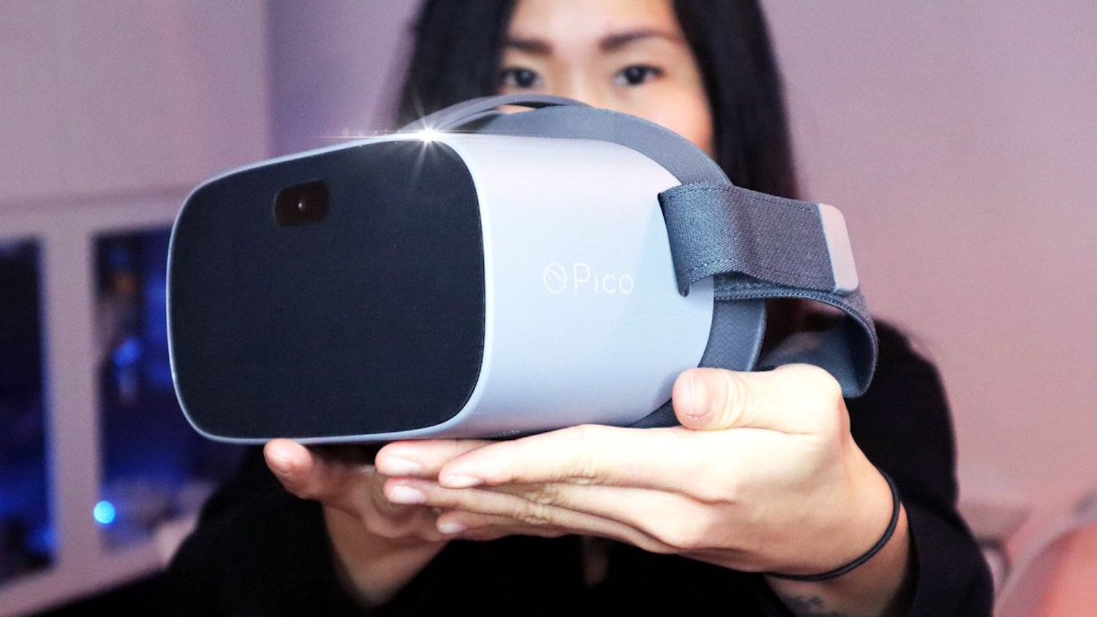 Pico G2 Lightweight 3K VR Headset