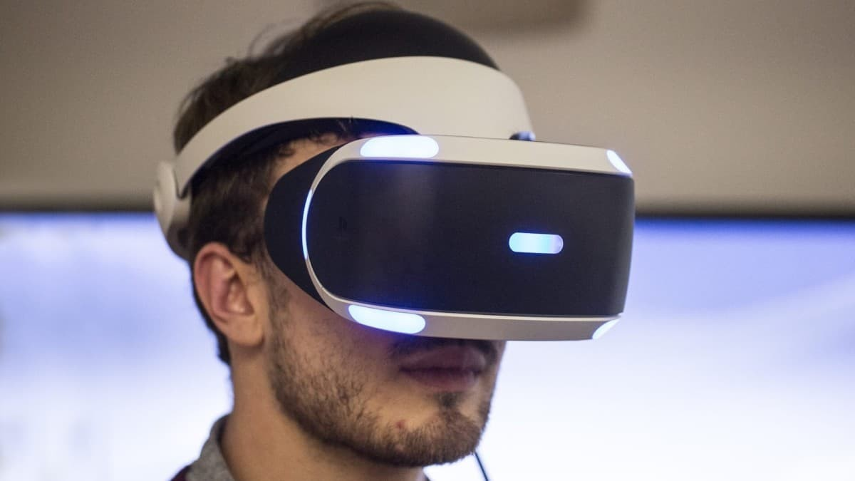 PlayStation VR Gaming Headset