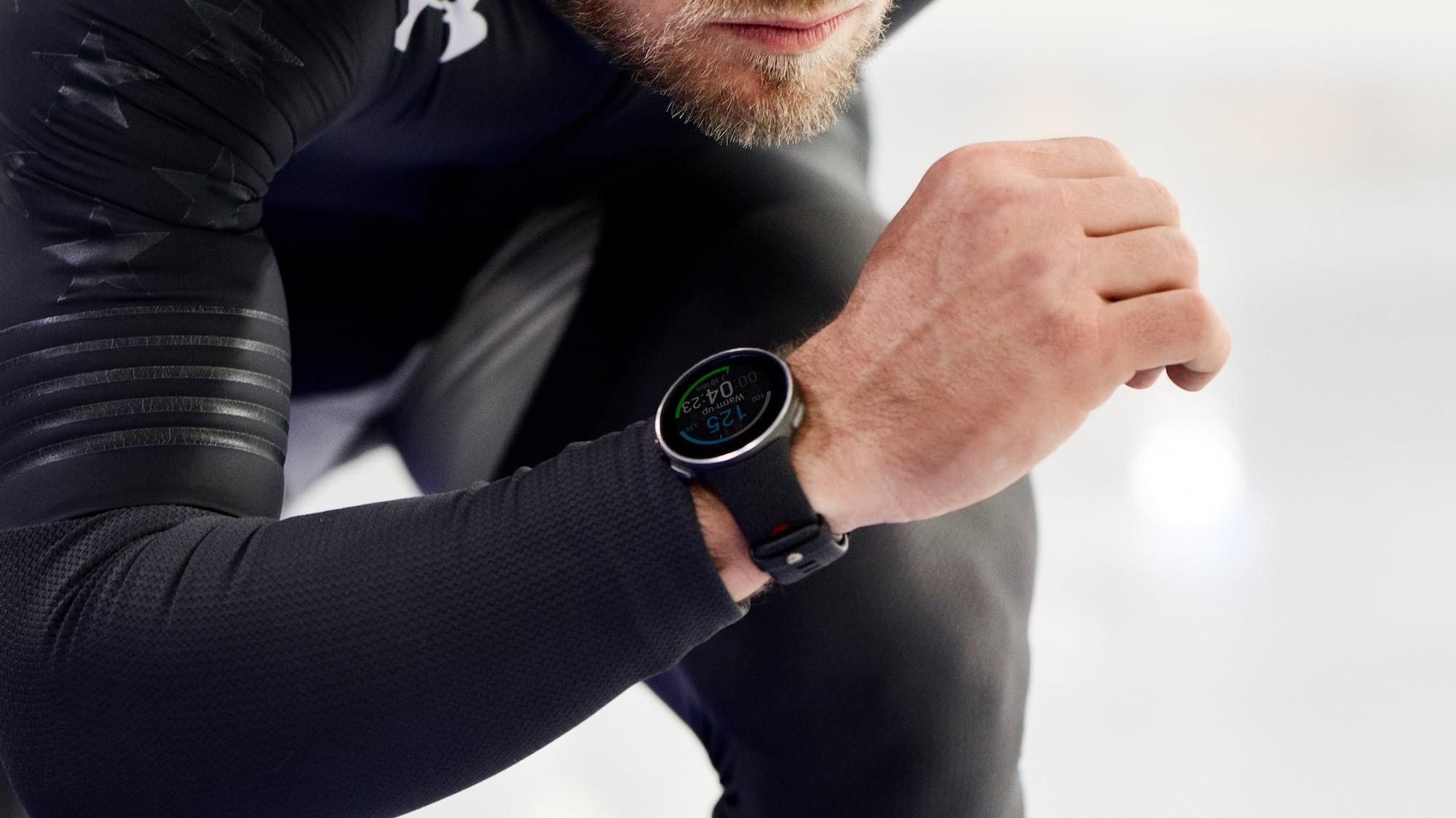 Polar Vantage V Titan Multisport Watch
