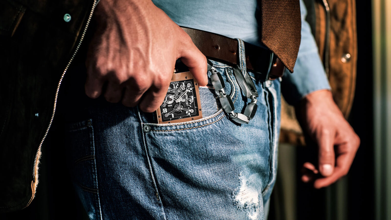 Richard Mille RM 020 Pocket Watch