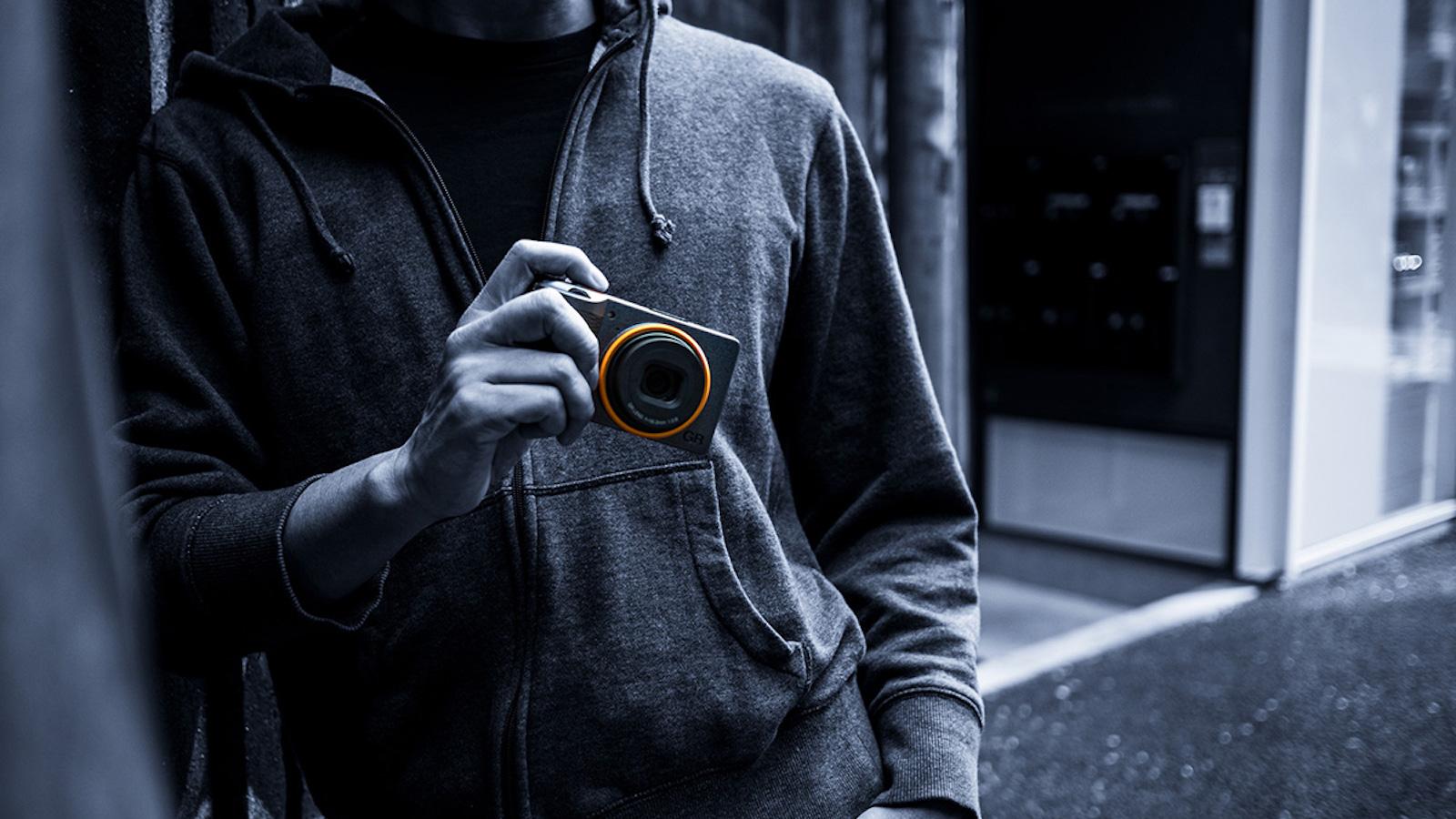 Ricoh GR III Street Edition Street Camera