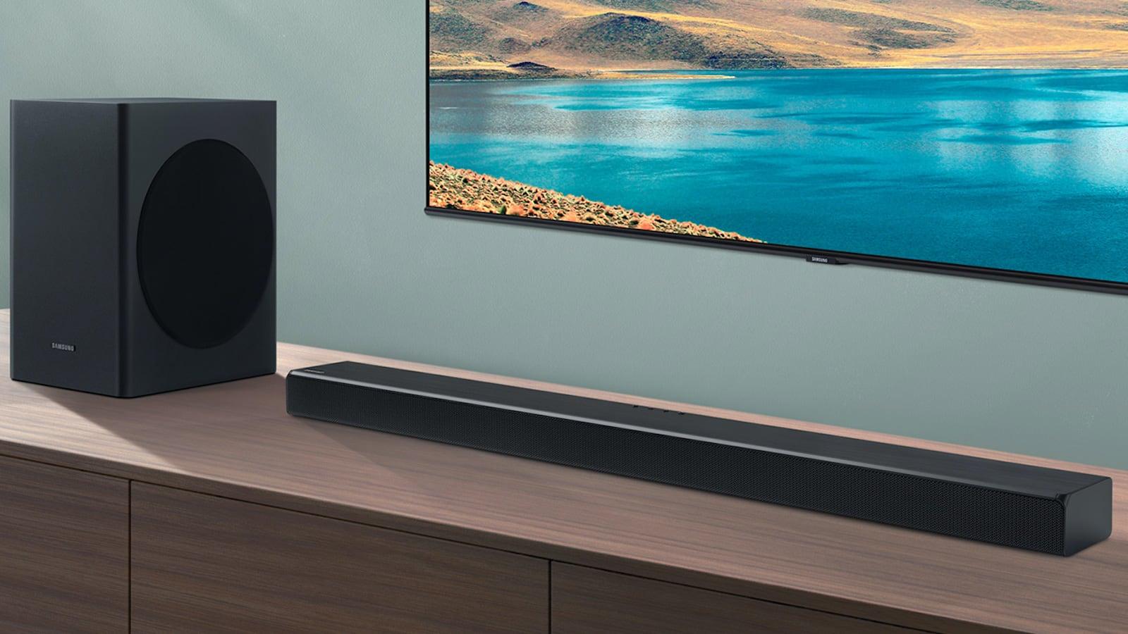 Samsung T650 3.1-Channel Soundbar