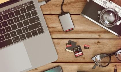 Satechi Type C UHS II Micro SD Card Reader
