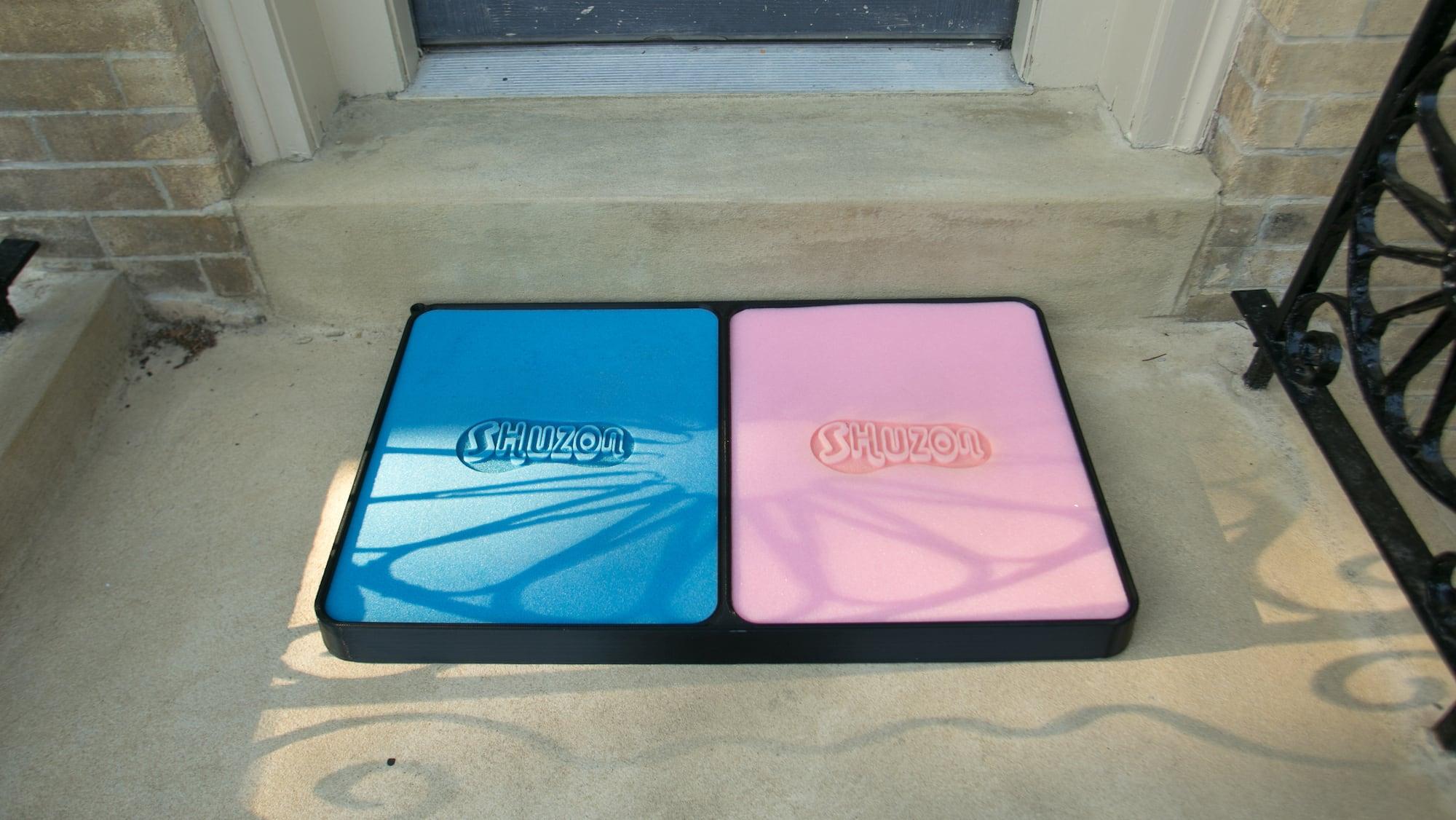 Shuzon Sanitizing Doormat