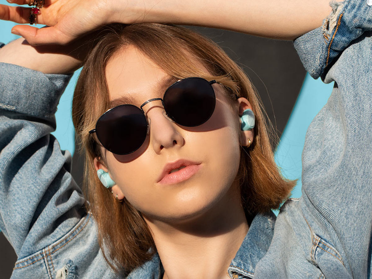 Skullcandy Sesh Evo Bluetooth Earbuds feature Built-in Tile technology