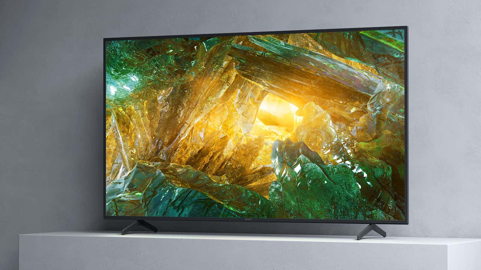Sony XH80 4K Ultra HD Smart TV comes six sizes with a range of speaker styles