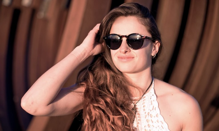 These plant-based sunglasses are better for the Earth