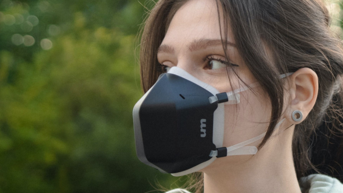 UVMask – Inactivate 99.99% of All Pathogens and Air Pollutants