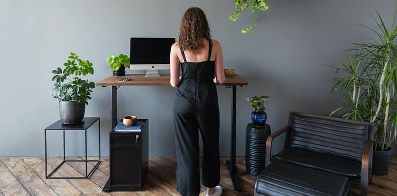 Uhuru Design Frame Rise Sit-Stand Desk