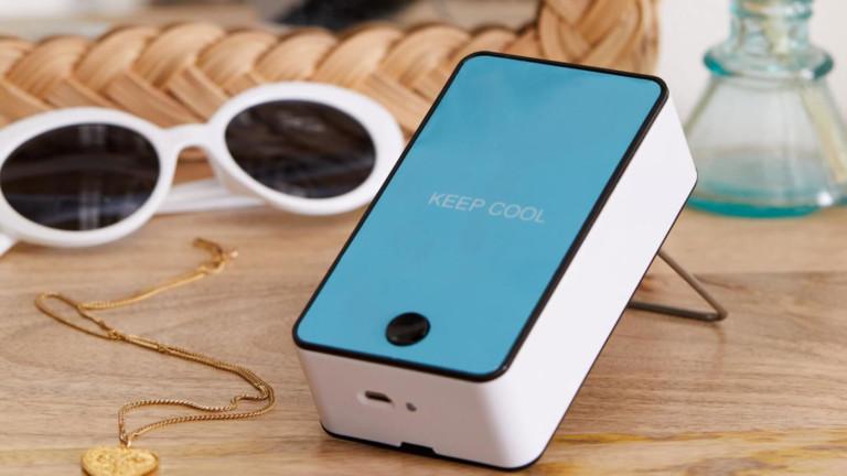 "Urban Outfitters Portable <em class=""algolia-search-highlight"">Air</em> <em class=""algolia-search-highlight"">Cooler</em> Mini Fan keeps you cool at your desk"