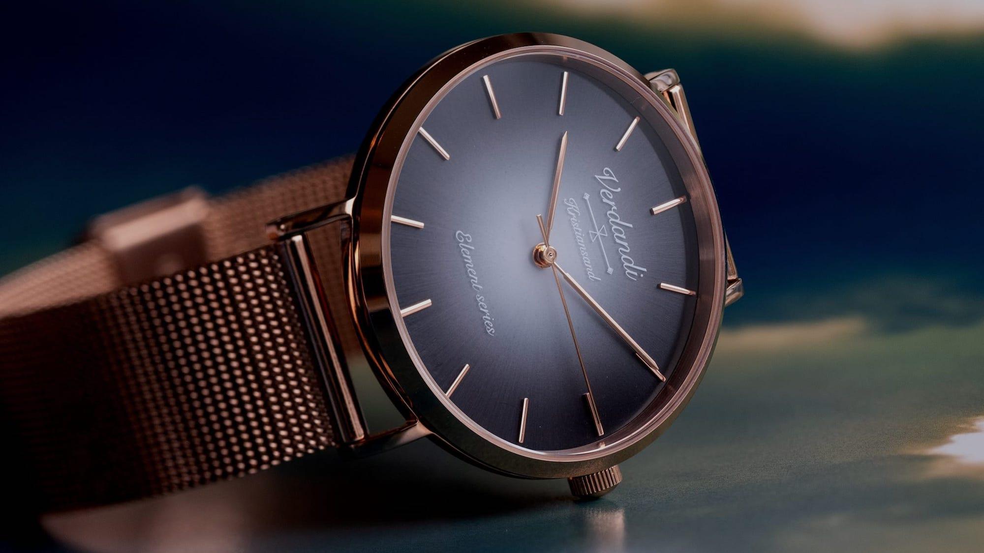 Verdandi Solar-Powered Watches