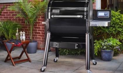 Weber SmokeFire Series Smart Pellet Grills