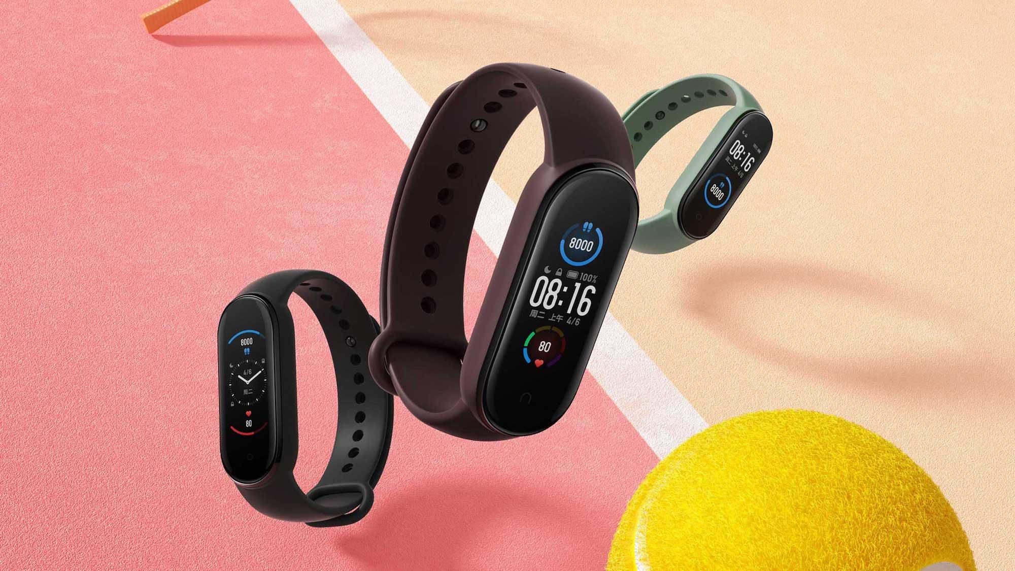 Xiaomi Mi Band 5 Fitness Tracker