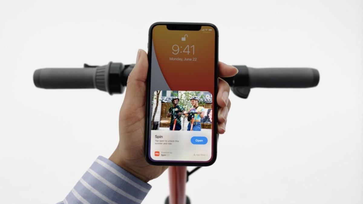 App Clips on iOS 14