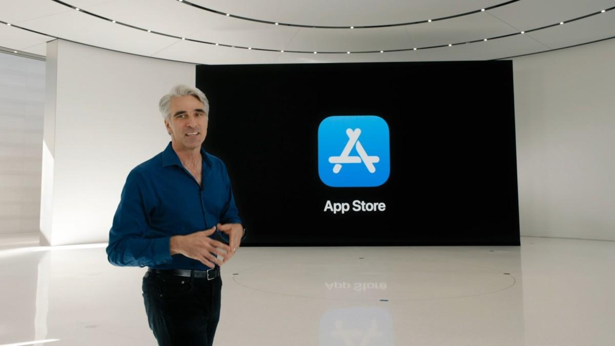 App Store on iOS 14