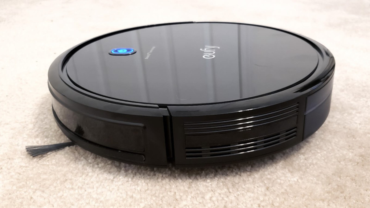 eufy RoboVac 11S MAX Robot Vacuum Cleaner has super-strong suction