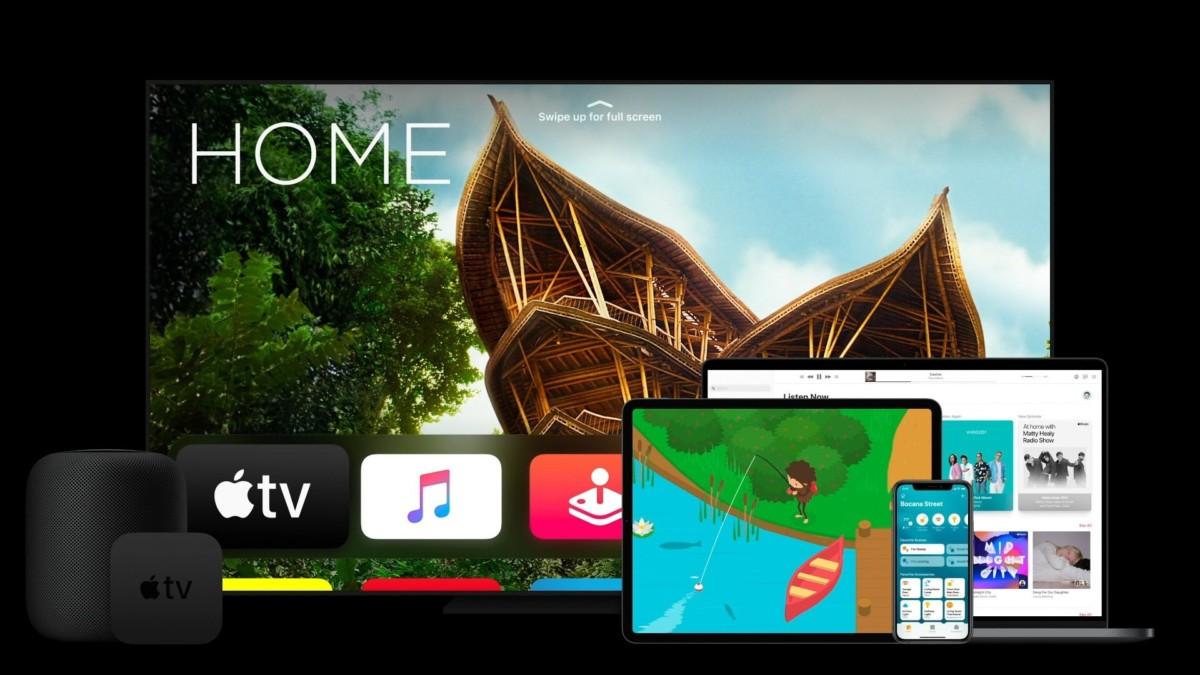 HomeKit on Apple TV