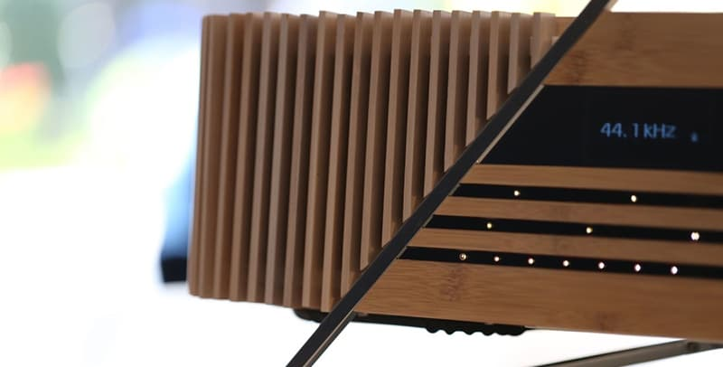 iFi Aurora Wireless Bamboo Music System