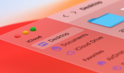 macOS Big Sur interface