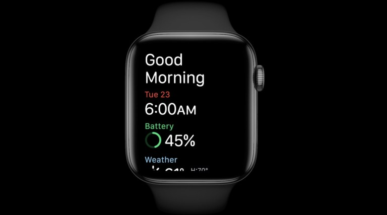 The new watchOS 7 features