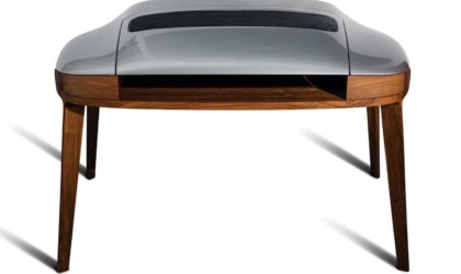 3 GJB 17 Porsche 911 Writing Desk