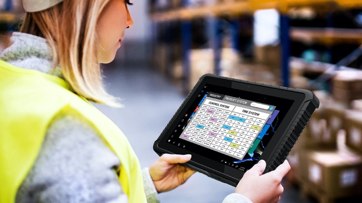 Acer Enduro T5 Rugged Tablet can handle tough work in extreme environments