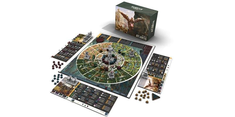 Age of Atlantis Competitive Civilization Game
