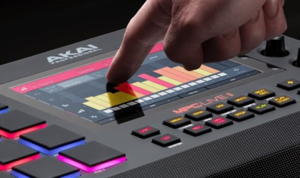Akai MPC Live II Portable Music Production Tool