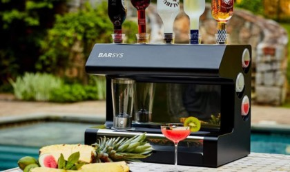 Barsys 2.0+ Home Automated Cocktail Maker