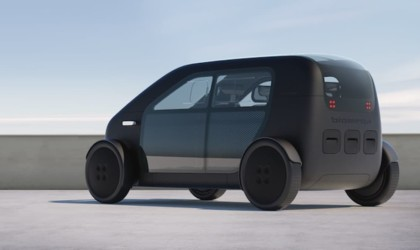 Biomega EV Battery-Powered Urban Vehicle
