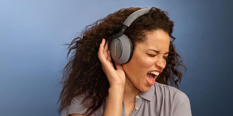 Bowers & Wilkins PX7 Over-Ear Wireless Headphones