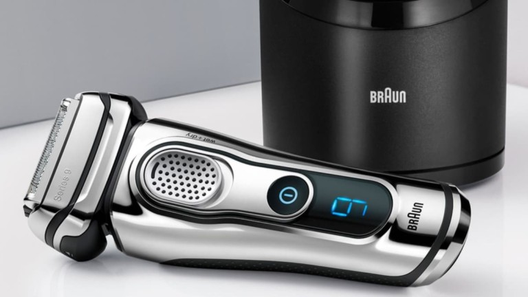 Braun Series 9 Electric Shavers