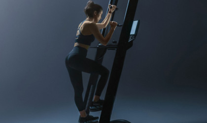 CLIMBR Connected and Pure Workout Machine Series