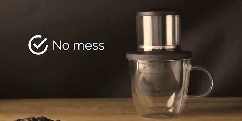 COFFEEJACK Pocket Espresso Maker