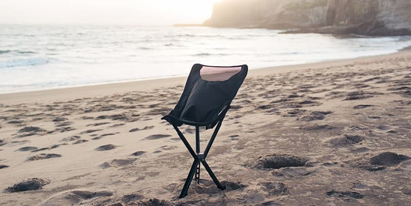 Campster Full-Height Ultralight Chair