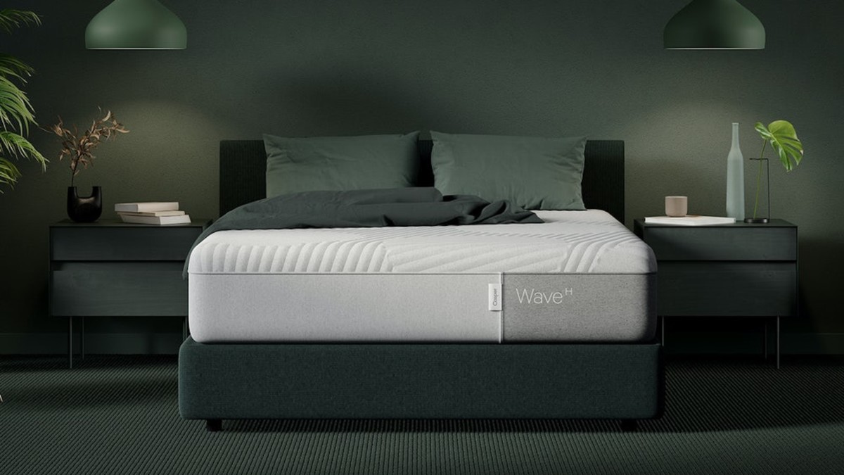 Casper Wave Hybrid Mattress Bed Cushioning provides a cooling effect