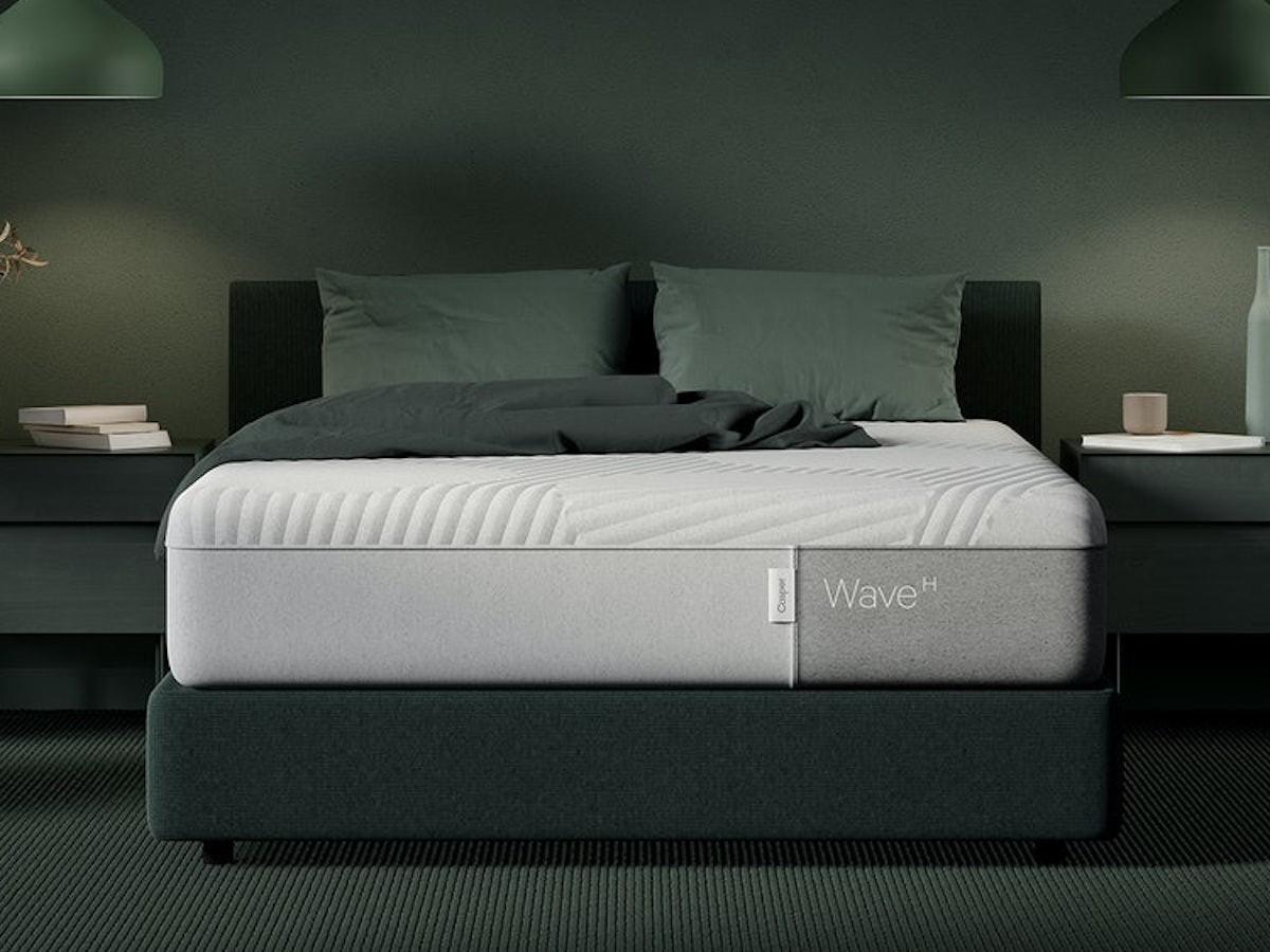 Casper Wave Hybrid Mattress Bed Cushioning provides a cooling effect